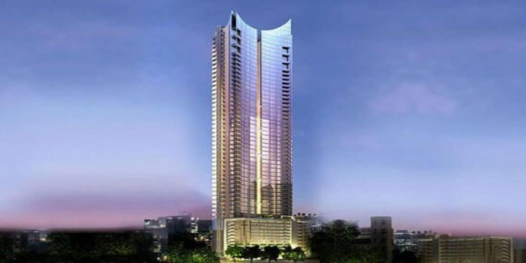 Ahuja Tower building in india