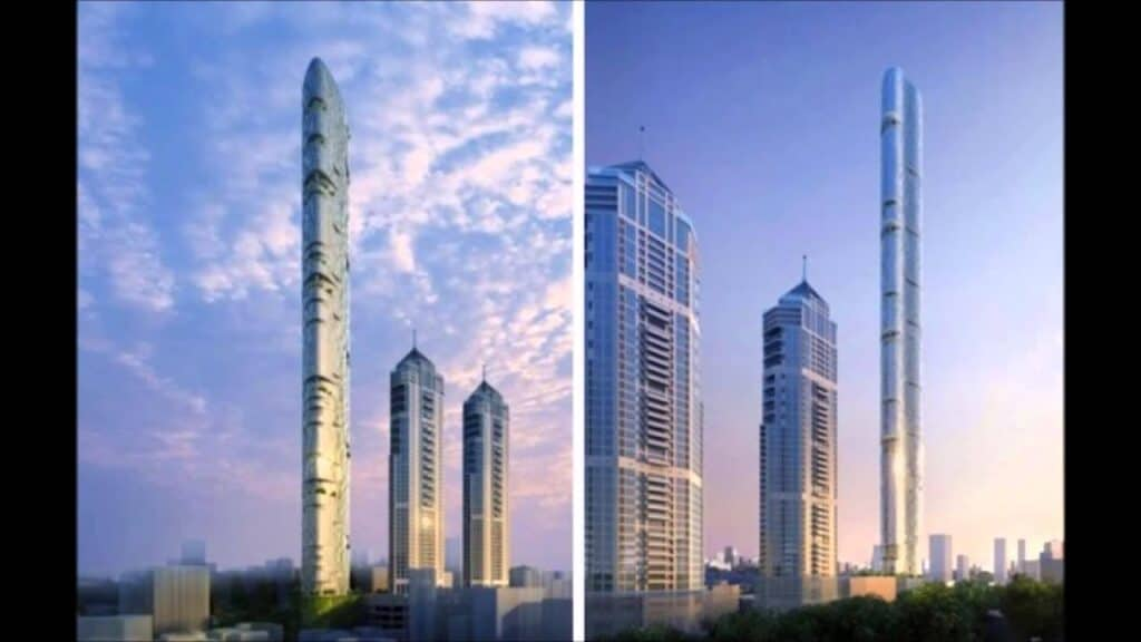 Imperial 3 building in india