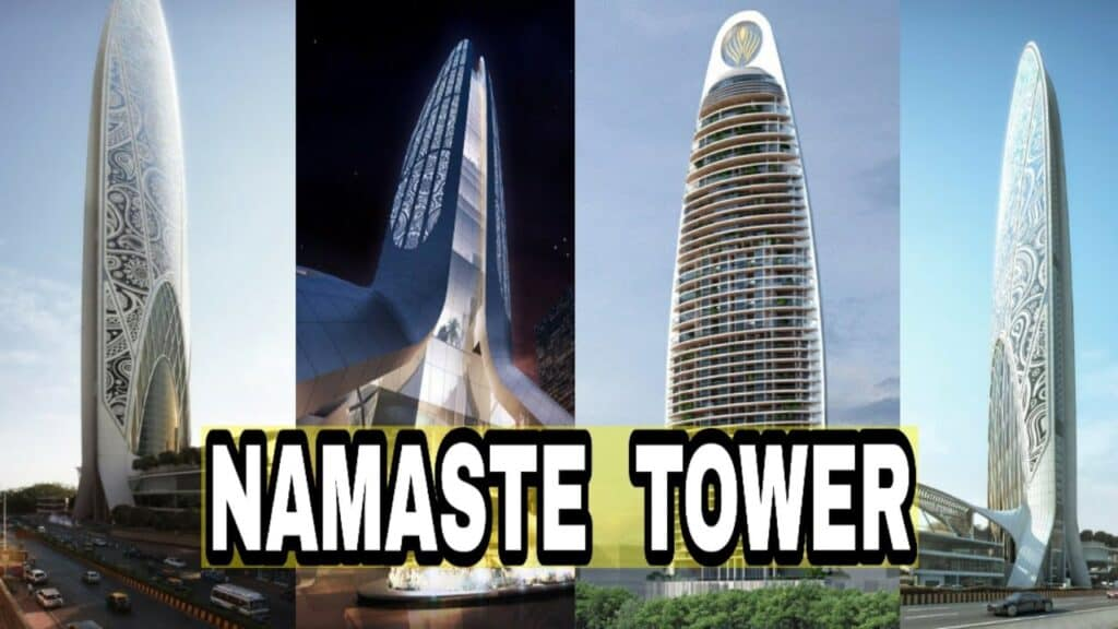 Namaste Tower building in india